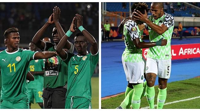 Senegal ve Nijerya yarı finalde