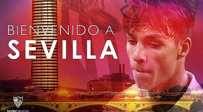 Sevilla Olivier Torres'i transfer etti