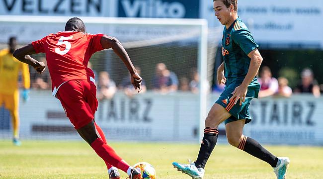 Sivasspor Ajax'la 1-1 berabere kaldı