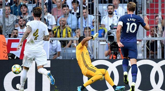 Tottenham Real Madrid'i Harry Kane'le geçti