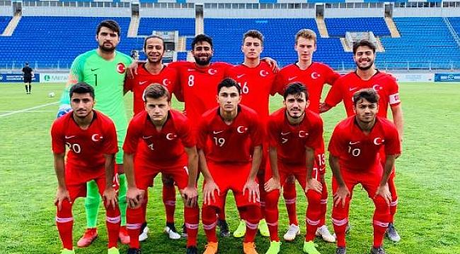 U19 Milli Takımı aday kadrosu açıklandı