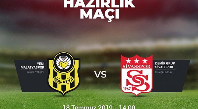 Yeni Malatyaspor - Sivasspor maçı yarıda kaldı