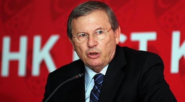 Yeni MHK Başkanı Zekeriya Alp