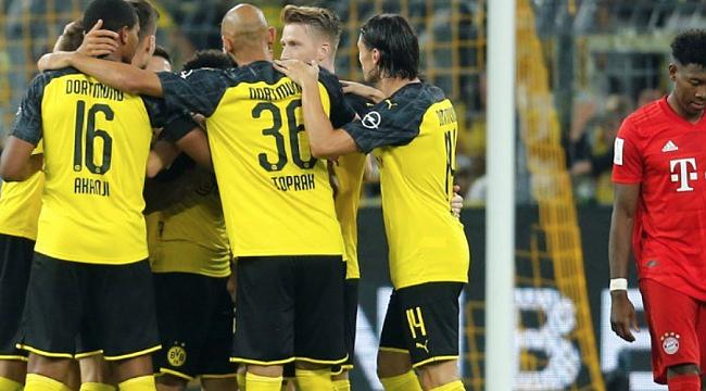 Almanya Süper Kupası Dortmund'un