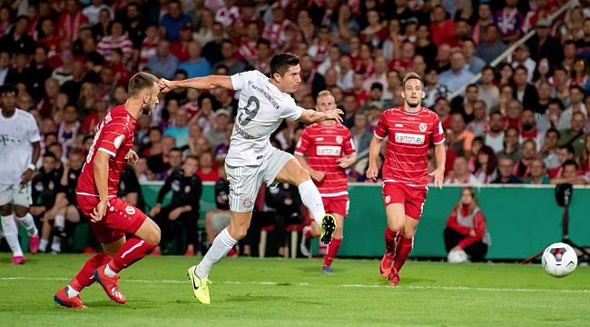 Bayern Münih kupada kolay turladı