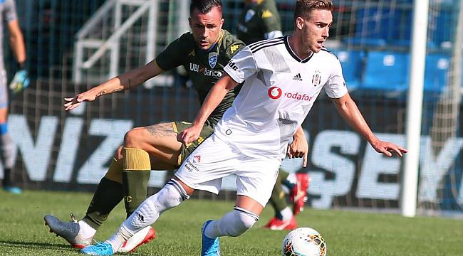 Beşiktaş Brescia'ya da mağlup oldu