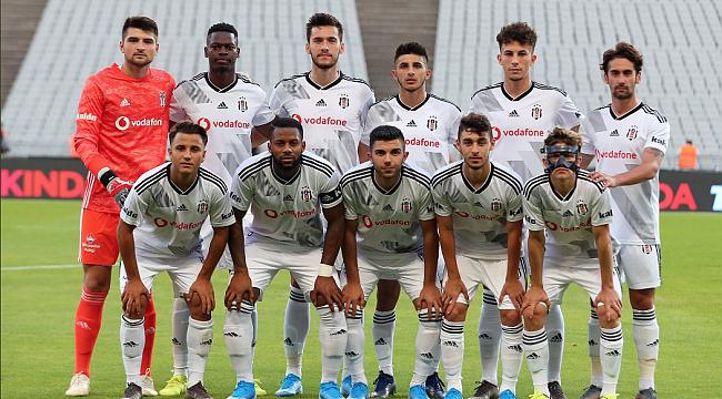 Beşiktaş Panathinaikos'la yenişemedi
