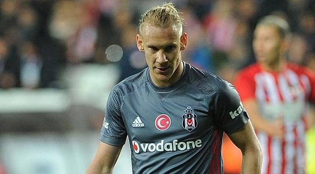 Beşiktaş'ta Vida da sakatlandı