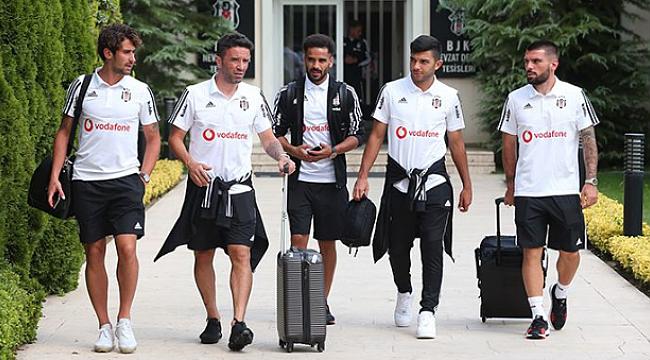Beşiktaş yeni sezonun ilk maçında Sivasspor karşısında