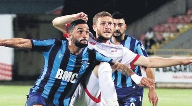 Boluspor Adanademirspor golsüz berabere
