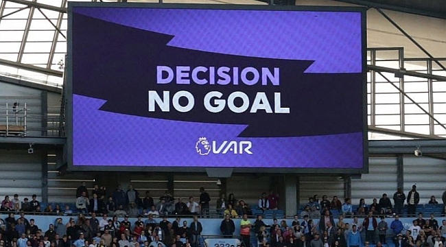 City karşısında Tottenham'a ikinci VAR piyangosu