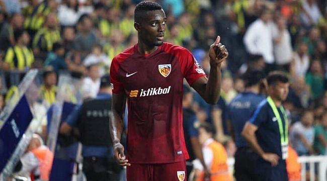 Erol Bedir: Mensah için Fenerbahçe ve Galatasaray'la görüşüyoruz