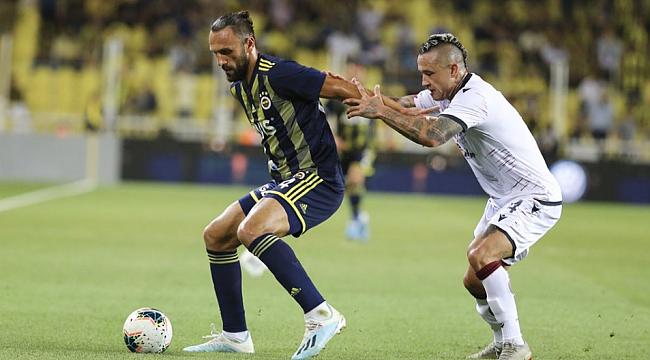 Fenerbahçe bir devre iyi bir devre kötü