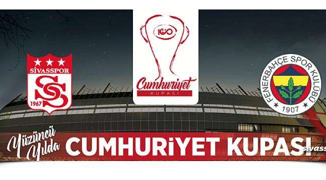 Fenerbahçe Cumhuriyet Kupası'nda Sivasspor'la oynayacak