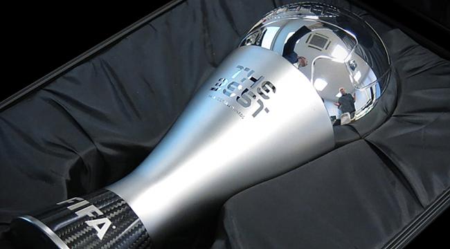 FIFA The Best 'En İyiler' Ödül adaylarını açıkladı