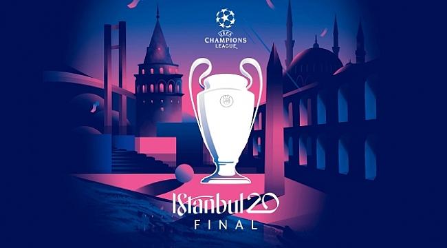 Final İstanbul 2020'nin logosu belli oldu