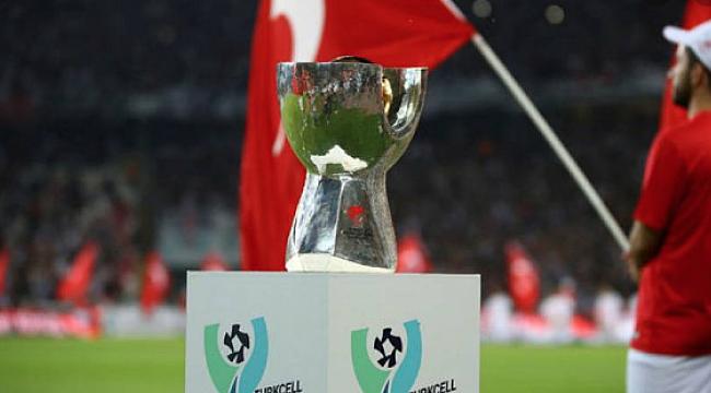 Galatasaray - Akhisarspor Süper Kupa için karşı karşıya