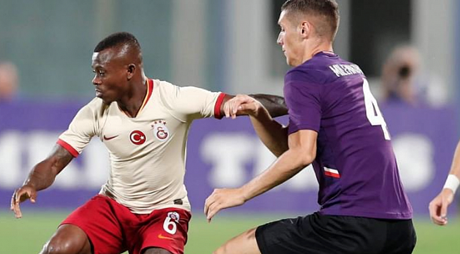 Galatasaray'dan Fiorentina karşısında tatsız prova