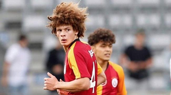 Galatasaray Erencan'la sözleşme imzaladı