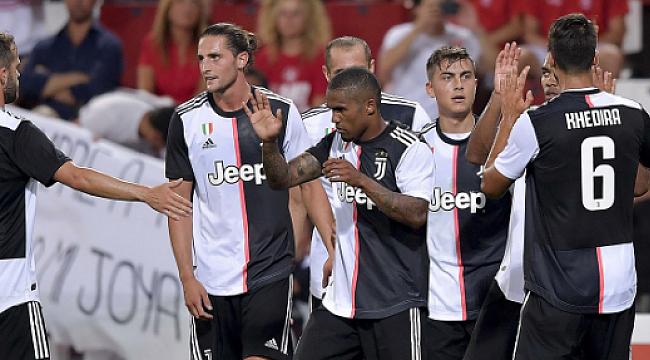 Juventus Dybala ile kazandı