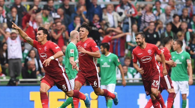 Kaan ve Kenan'ın golleri Düsseldorf'a 3 puan getirdi