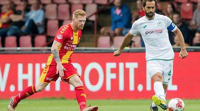 Konyaspor'da gol sorunu devam ediyor