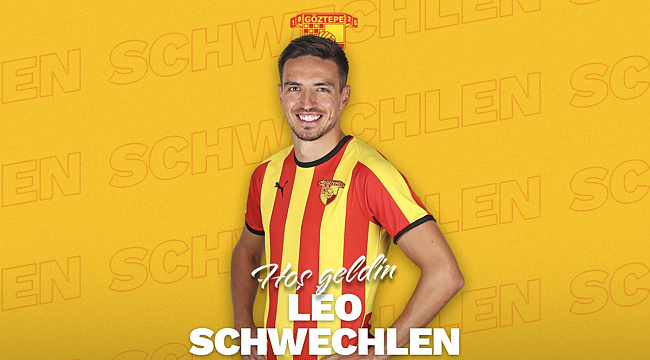 Leo Schwechlen Göztepe'de