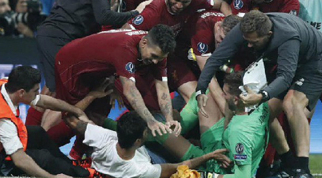 Liverpool'da Adrian da sakatlandı