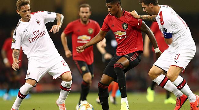 Manchester United Milan'ı penaltılarla yendi