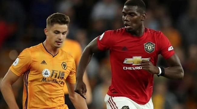 Manchester United Wolverhampton'a takıldı