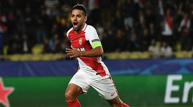 Monaco'dan Radamel Falcao açıklaması