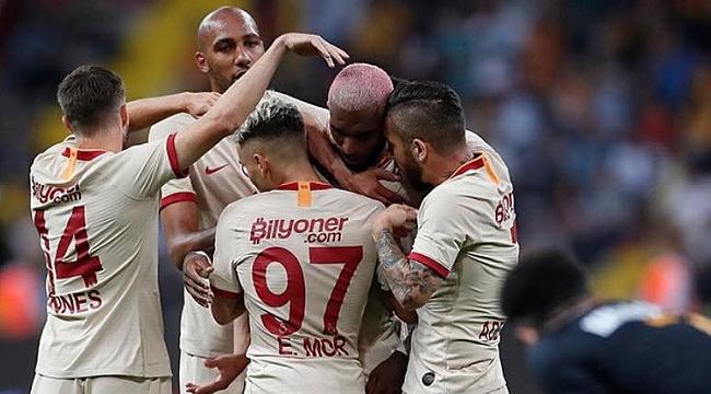 Müthiş maçta kazanan Galatasaray