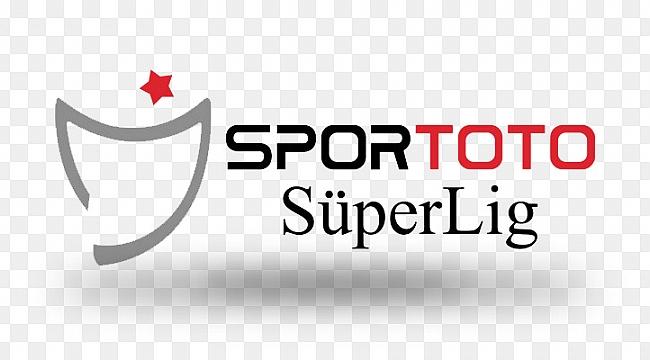 Pazar günü Süper Lig'de 4 karşılaşma var