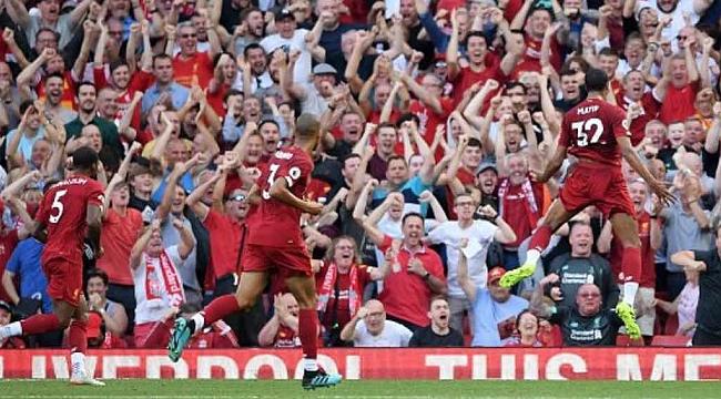 Premier Lig'de haftanın maçı Liverpool'un