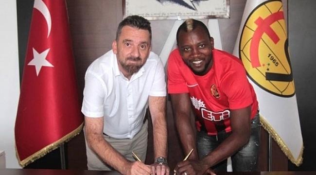 Sissoko Eskişehirspor'a geri döndü