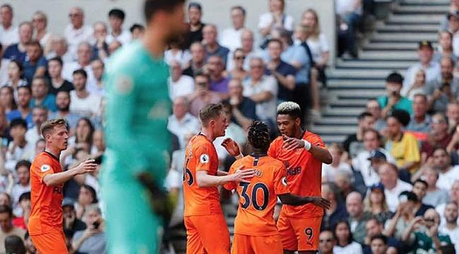 Tottenham'a Newcastle şoku
