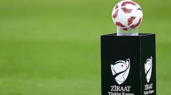 Türkiye Kupası 1. Tur eşleşmeleri belli oldu