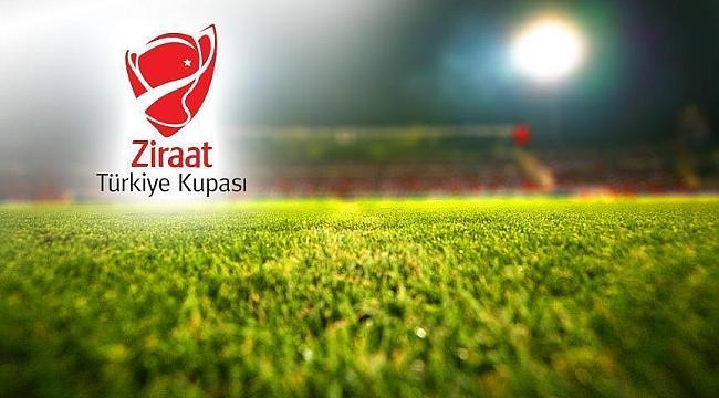 Ziraat Türkiye Kupası 1. Tur maçları tamamlandı
