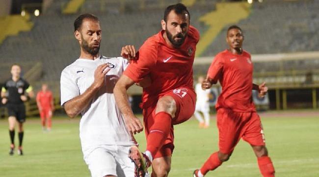 Ümraniyespor Altay engelini 3 golle aştı