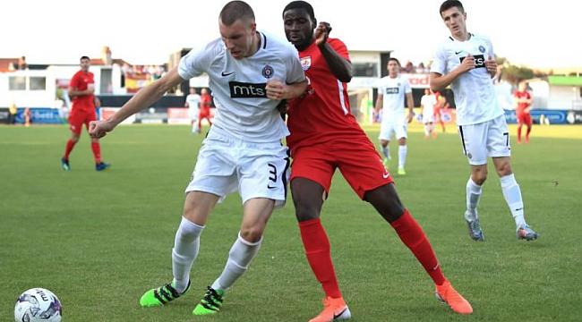 Yeni Malatyaspor'un rakibi Partizan oldu