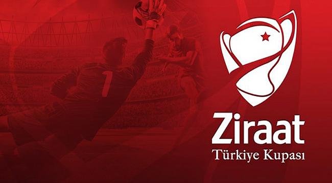 Ziraat Türkiye Kupası'nda 10 takım 2. Tur'a yükseldi