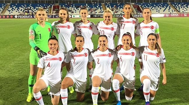A Milli Kadın Futbol Takımı açıklandı
