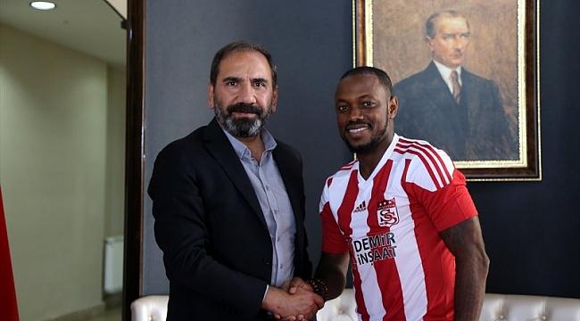 Abdou Razack Traore Sivasspor'da