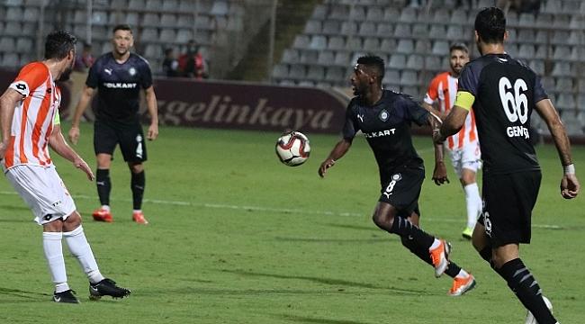 Adana'daki gol düellosundan kazanan çıkmadı