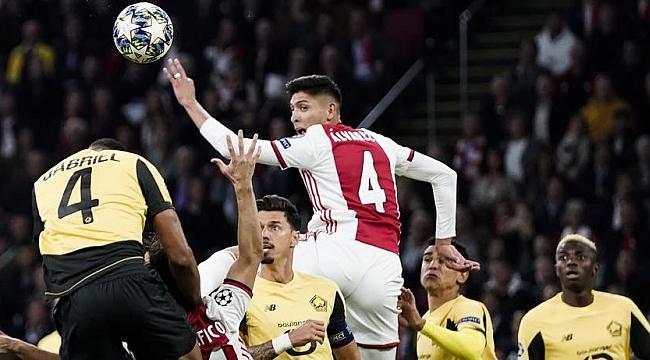 Ajax'tan Zeki ve Yusuf'lu Lille'e fark