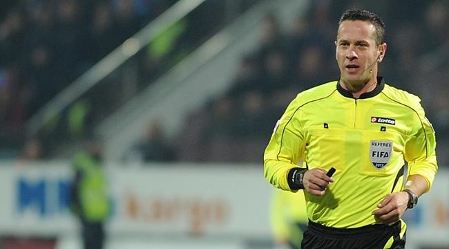 Alanyaspor - Fenerbahçe maçının hakemi Halis Özkahya