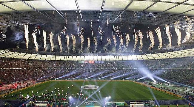 Almanya Kupası'nda Dortmund Mönchengladbach karşısında