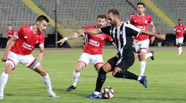Altay Balıkesirspor'u tek golle geçti