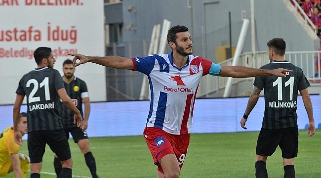 Altınordu Eskişehirspor'u farklı yendi