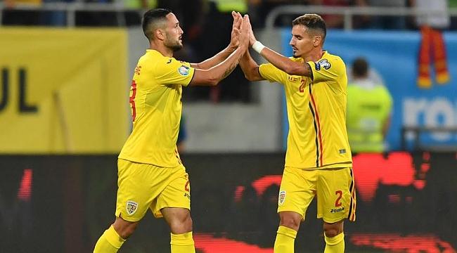 Andone'nin golü Romanya'ya yetmedi